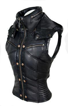 Puma Vest 2.0 - Custom Leather Edition - Ayyawear.com