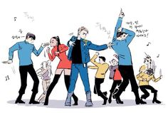 | Star Trek | party!!