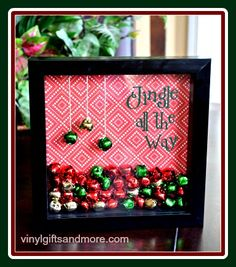 Shadow Box - Jingle All The Way - Vinyl Only