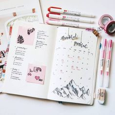 studywithinspo: 3.17.17 // I'm back. | Bullet journal inspiration | Bloglovin'