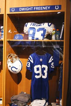 Thanks for everything Freeney!!!