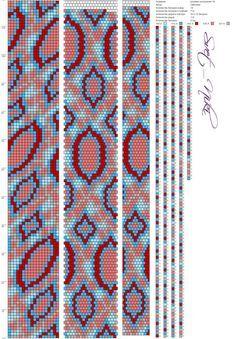 1193 Besten Häkelketten 18 Bilder Auf Pinterest Bead Crochet