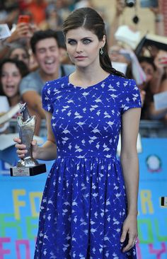 Alexandra Daddario Photos: Arrivals at the Giffoni Film Festival