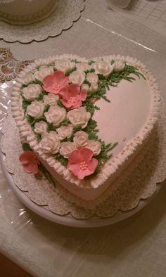 My Valentines Cake