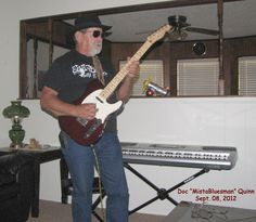 Check out MistaBluesman on ReverbNation