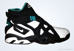 The 25 Best Basketball Shoes of the '90s | The Best of the Nineties