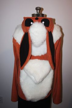 CUSTOM POKEMON HOODIE made for your measurements and choice of pokemon
