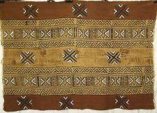 African mud cloth bogolan bambara bogolanfini new textile mudcloth Africa g355