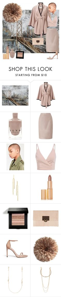 """Neutral. You"" by denibrad ❤ liked on Polyvore featuring Yosemite Home Décor, Jacques Vert, Urban Outfitters, Elizabeth and James, Charlotte Tilbury, Bobbi Brown Cosmetics, Coast, Stuart Weitzman, JuJu and mizuki"