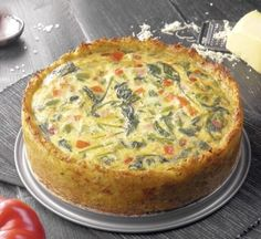 Quick Quiche Food Photo Vegetable Recipes World's Best Food Good Food Breakfast Recipes Balsamic Carrots Savory Tart Wedding Boxes Potato Quiche Recipe, Quiche Recipes, Balsamic Carrots, Good Food, Yummy Food, Canadian Food, Potato Dishes, Russian Recipes, Tasty Dishes