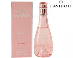 Davidoff is synonymous with unique fragrance that gives you an sensuous appeal. Check this Coolwater Sea Rose EDT Women's Perfume that contains essence of nashi pear, violet petals, peony and freesia, blonde ceder wood and musk. Its floral aroma features feminine grace.  Spray it on neck, ear lobes, throat, wrists. Fragrance compounds in perfume will degrade if improperly stored in the pressence of heat, light and extraneous organic materials. Do not rub it on skin.