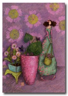 BOISSONNARD Un jardin en pots