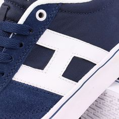@hufworldwide Spring Drop 2 - #galaxy navy white suede #waitwhat #skateboarding #shoes #sneakers #fashion #huf