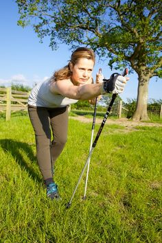 March forward and boost your fitness this spring as Liz Earle explains why we should all give Nordic walking a try.