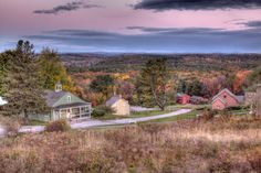 The Fruitlands Museum in Harvard, Massachusetts, doesn't just offer awesome exhibits. Much of the art work is distributed across the museum grounds, which are a sight to see in and of themselves.