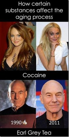 The Aging Process Of Celebrities - Funny Pictures and Funny Comics