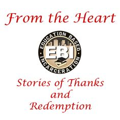 From the Heart: Stories of Thanks and Redemption