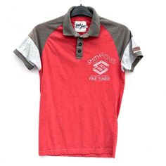 Smith And Jones Somerford Polo Shirt Size Small Mens Clothing Formula One Red Red And Grey, Grey Top, Click Photo, Formula One, My Ebay, Boy Outfits, Polo Shirt, Polo Ralph Lauren, Boys