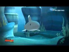 바다탐험대 옥토넛, 켈프숲 구조작전 - YouTube