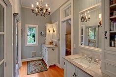 Henderson Road Farmhouse - farmhouse - Bathroom - Seattle - Ty Evans, Windermere Real Estate/BI, Inc.