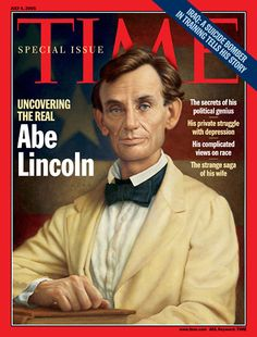 Only now are historians discovering the personal and political depth of Abe Lincoln, the leader who saved the nation.    Read more: http://ti.me/KztVot