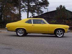 1972 Chevy Nova SS | this 1972 chevy nova ss was produced in the hayward california plant ...