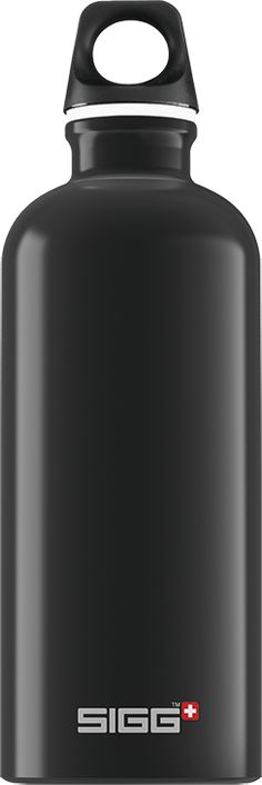 Sigg Traveller Water BottleBlack *** Click the VISIT button to find out