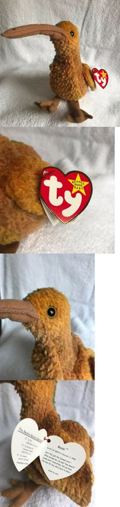 d41af4b0e86 Beanie Babies-Original 19205  New With Tags! 1998 Ty Beanie Baby Beak Plush