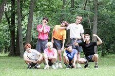 B T S * 3rd Anniversary Family Picture * BTS Festa 2016 #Bangtan #Boys #방탄소년단 #BigHitEnt #2016