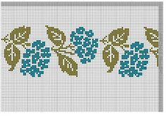 Cross Stitch Borders, Cross Stitch Flowers, Cross Stitch Patterns, Beading Patterns, Crochet Patterns, Swedish Embroidery, Hand Embroidery Videos, Bargello, Cross Stitch Embroidery
