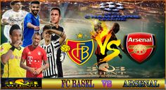 Prediksi Skor FC Basel vs Arsenal 7 Desember 2016