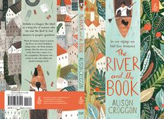 The River and the Book - katie harnett illustration