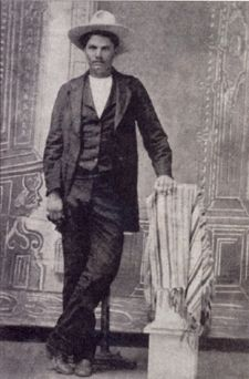 John Wesley Hardin (May 26, 1853—August 19, 1895) was an outlaw and gunfighter of the American Old West. He was born in Bonham, Fannin County, Texas. When Hardin went to prison in 1878, he claimed to have killed 42 men. Hardin's criminal career resulted not only in the deaths of his victims but also in the deaths of his brother Joe and two cousins who were hanged by a lynch mob seeking revenge for a Hardin killing.