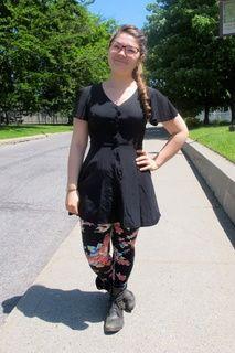 FASHIONISTA SPOTLIGHT: Kyra DeTone | College Fashionista