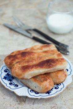 Today we learn how to make #homemade #phyllo (aka #jufka), and a #Balkan…