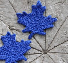 Toronto maple leafs coasters set of 2 by SassySudburySisters, $9.75 #shopetsy #boebot #etsysns