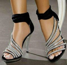 I would love to rock these killer Heals!!