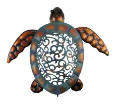 Tropical Ocean Sea Turtle Metal Wall Art Decor by Regal, http://www.amazon.com/dp/B0033JC3NC/ref=cm_sw_r_pi_dp_9dLvqb095A5ZH