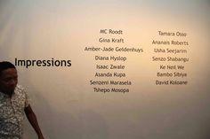 Senzo Shabangu + Exhibiting Artists