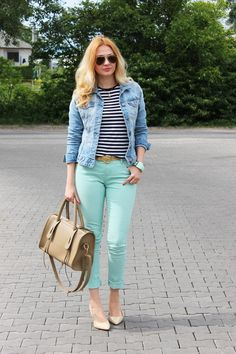 Mango shoes - Primark jeans - H&M jacket - yeswalkercom bag - vintage top