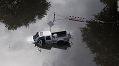 Texas floods: Enough rain to cover entire state with 8 inches of water in May - CNN #Texas, #Floods, #US