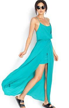 92e5a1a045027 Summer maxi dress I Love Fashion