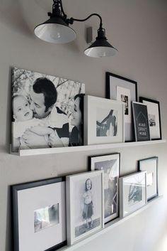 Cuando despierte en la pared de enfrente cuadros con imágenes de lo que quiero vivir en el futuro