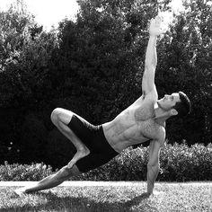 man love yoga
