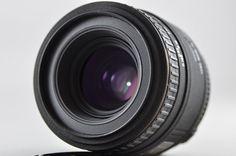 [Exc⁺⁺] SIGMA AF 50mm F2.8 D MACRO EX lens For Nikon F-Mount #Sigma