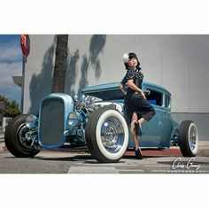 Pinup and hot rods