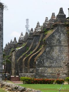 San Agustin Church, Paoay, Philippines.  Go to www.YourTravelVideos.com or just click on photo for home videos and much more on sites like this.
