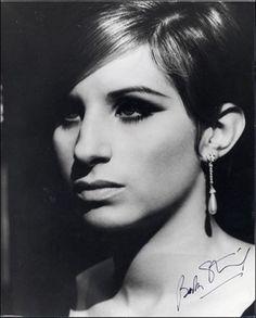 Barbara Streisand. Funny Girl!