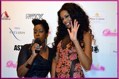 LaChocolateBox & Raelia Lewis ANTM