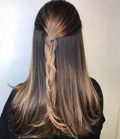Like what you see? Follow me for more: @uhairofficial Dream Hair, Hair Beauty, Hairstyle, Long Hair Styles, Blonde Streaks, Hair Ideas, Haircuts, Beauty, Make Up